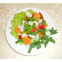 Овощи микс жареные