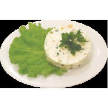 Салат «Оливье с курицей», 200 гр.