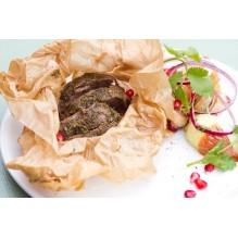 Пастициада (говядина, запеченная в пергаменте), 200/25 гр