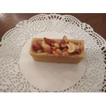 Корзиночки с медово-ореховым пралине