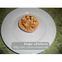 Пирожное «Корзиночка со сгущенным молоком»
