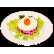 Салат «Семга под шубой»