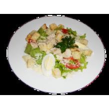 Салат «Цезарь» с курицей, 200 гр.