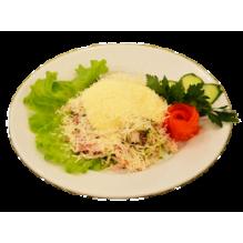 Салат «Три мяса»