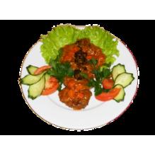 Говядина с черносливом от Шеф-повара, 150/70 гр.