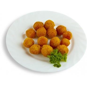 Крокеты картофельные с грибами