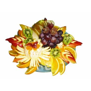 Фруктовая ваза (фрукты по сезону)