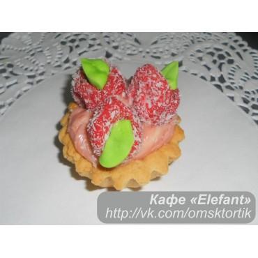 Корзиночка с ягодками