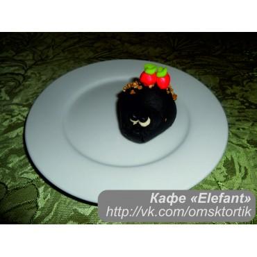 Пирожное картошка «Ёжик»