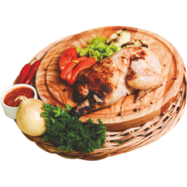 Цыпленок Табака, Josper