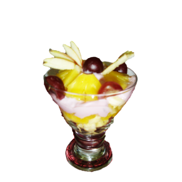 Фруктовый салат «Загадка»