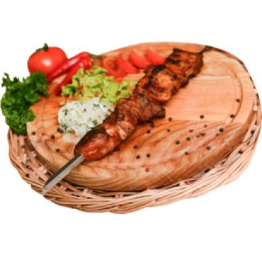Шашлык из свинины, Josper, 160/70/25 гр.
